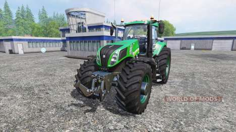 New Holland T8.320 620EVOX dark green v1.1 für Farming Simulator 2015