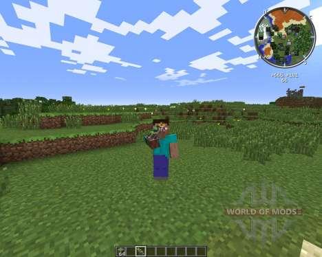 PlasmaCraft pour Minecraft