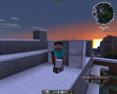 Movement Enhancement Suits and Armor pour Minecraft