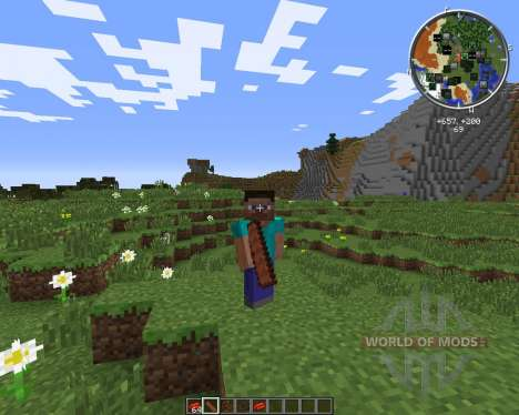 Throwable Bricks pour Minecraft