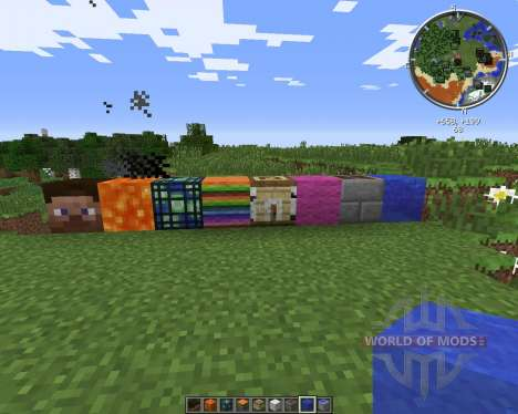 Instant Blocks pour Minecraft
