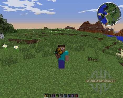 Backpacks für Minecraft