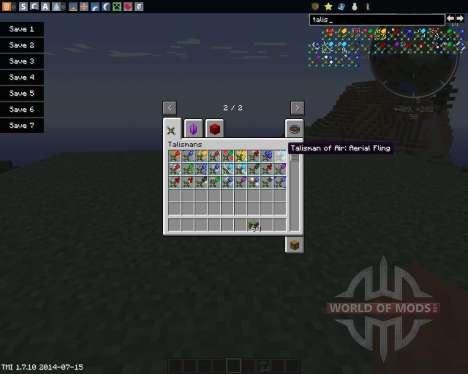 Talisman Craft für Minecraft