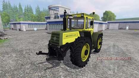 Mercedes-Benz Trac 1500 v0.9 für Farming Simulator 2015