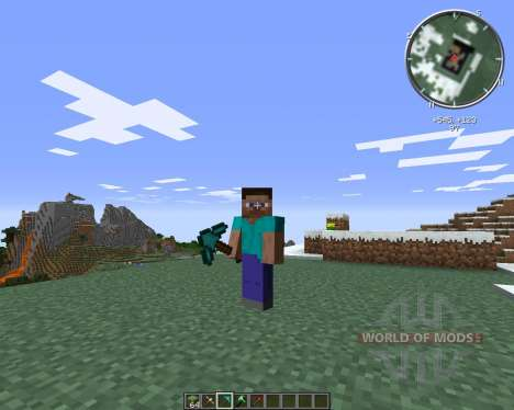 Ztones für Minecraft