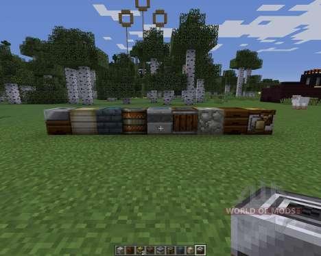 HarvestCraft pour Minecraft