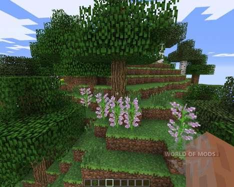 Nature Overhaul für Minecraft
