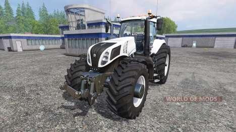 New Holland T8.320 620EVOX v1.1 für Farming Simulator 2015