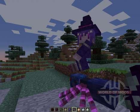 Monster Girl für Minecraft
