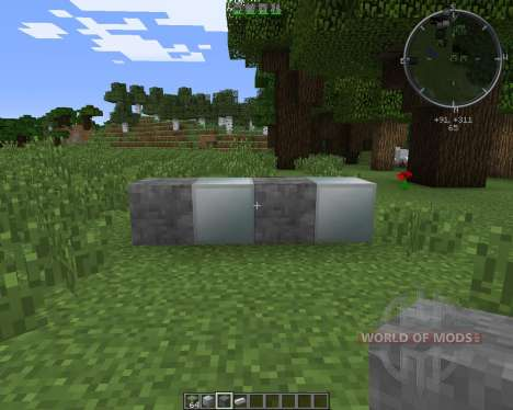 Steel Sheep pour Minecraft
