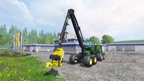 John Deere 1270E v3.0 pour Farming Simulator 2015