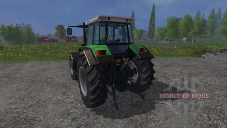 Deutz-Fahr AgroStar 6.61 Turbo für Farming Simulator 2015