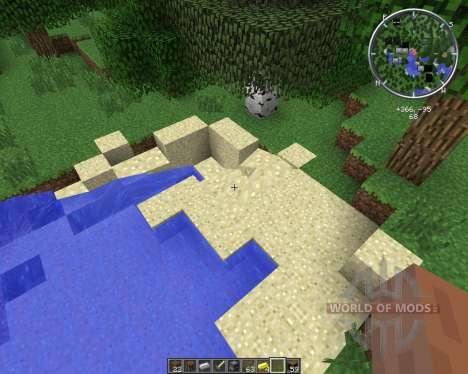 Better Sand pour Minecraft