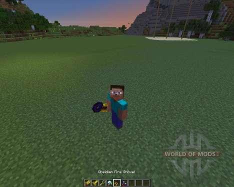 CST7 Weapons für Minecraft