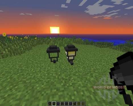 SteamCraft pour Minecraft