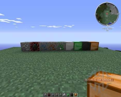 SimpleOres pour Minecraft
