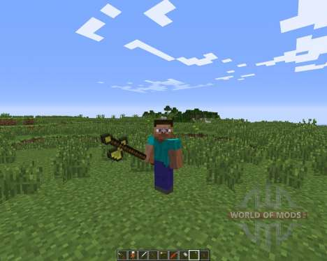 Balkons Weapon pour Minecraft