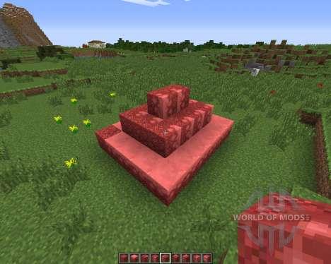 More Fun Quicksand pour Minecraft