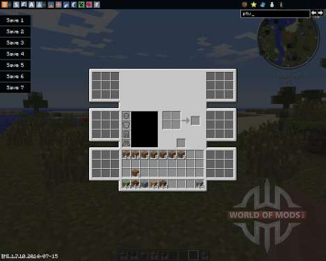 Advanced Inventory für Minecraft