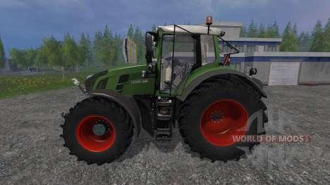 Fendt 828 Vario v4.1 für Farming Simulator 2015
