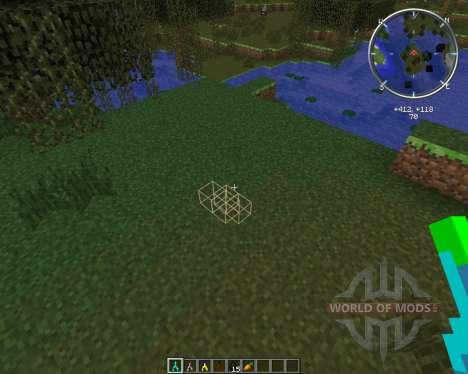 Ore Dowsing für Minecraft
