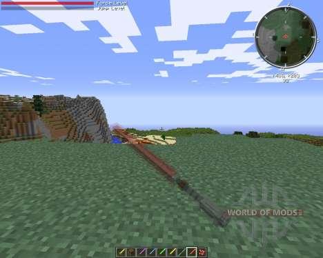 Advanced Lightsaber für Minecraft