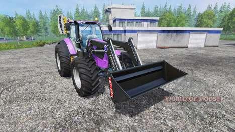 Deutz-Fahr Agrotron 7250 Forest Queen lilac-purp pour Farming Simulator 2015