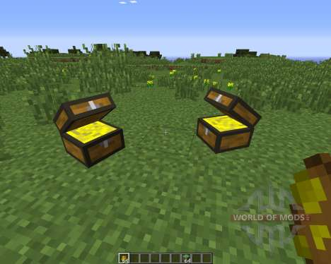 Treasure Chest pour Minecraft