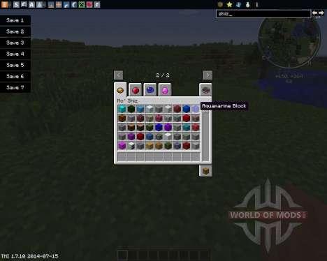 Mo Shiz pour Minecraft