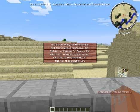 Goki Stats für Minecraft