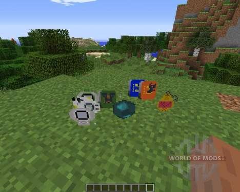 Digimobs für Minecraft