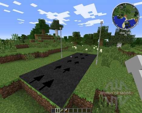 Roads pour Minecraft