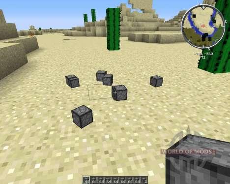 Compressed Cobblestone für Minecraft