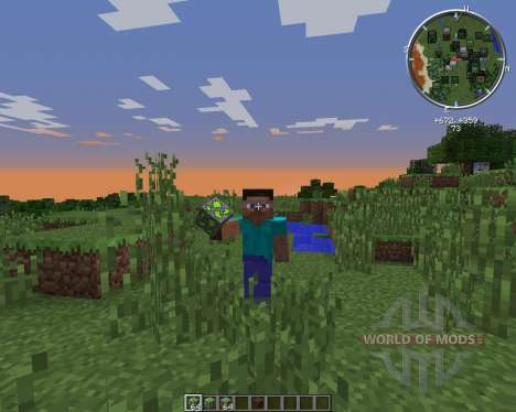 Experience Ore pour Minecraft
