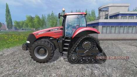 Case IH Magnum CVX 380 RowTrac pour Farming Simulator 2015