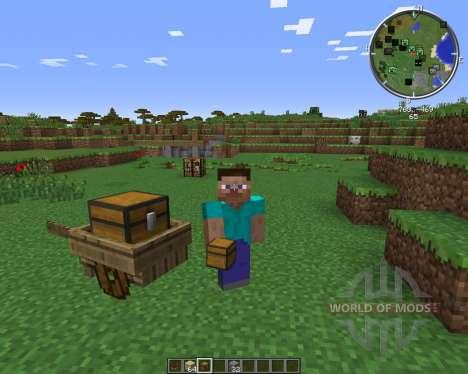 MC Cart pour Minecraft