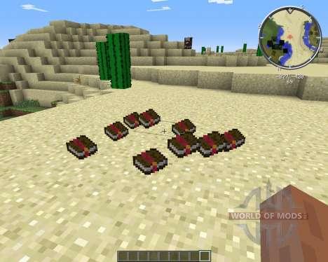 More Enchantments für Minecraft