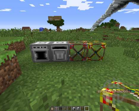 MalisisDoors pour Minecraft