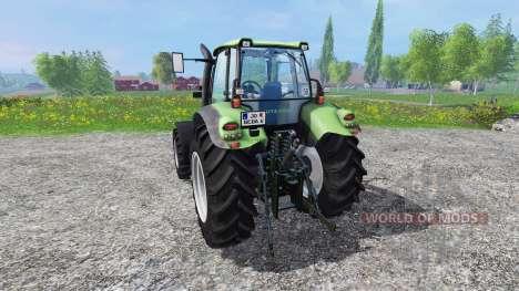 Deutz-Fahr Agrotron 120 Mk3 für Farming Simulator 2015