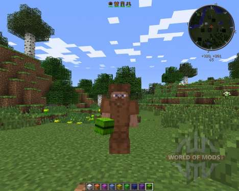 The Vegan Option für Minecraft