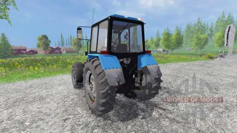 MTZ-1221 belarussischen v1.0 für Farming Simulator 2015