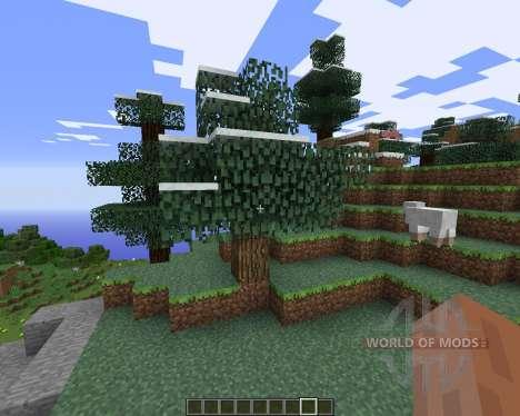 FastLeafDecay für Minecraft