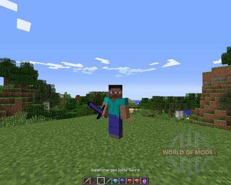 Silents Gems pour Minecraft