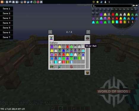 DaBells pour Minecraft