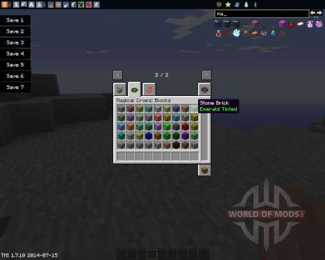 Magical Crops pour Minecraft