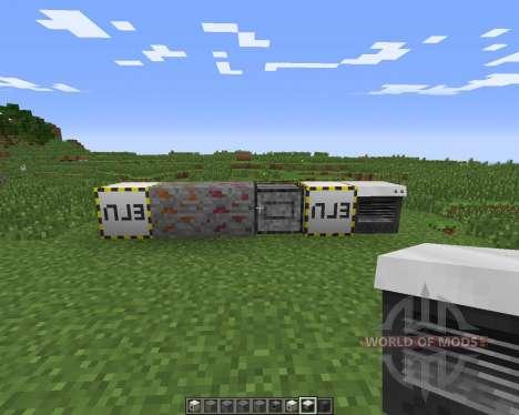 The Electrical Age für Minecraft