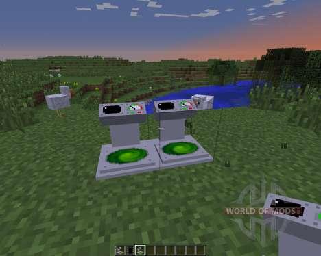 Transport pour Minecraft