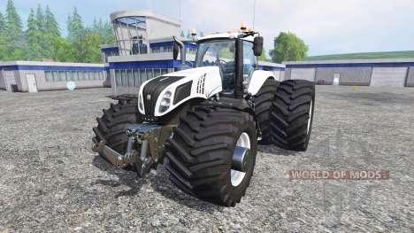 New Holland T8.320 620EVOX v1.11 pour Farming Simulator 2015