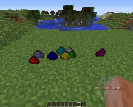 Random Additions pour Minecraft