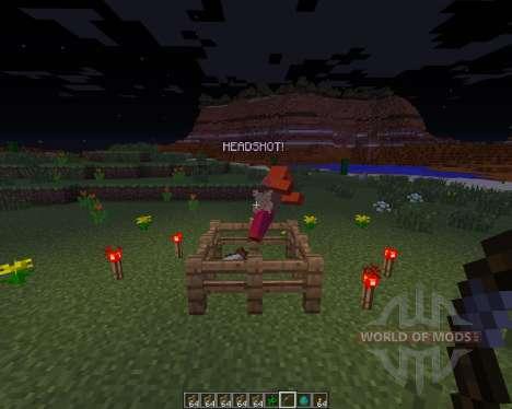 Headshot für Minecraft